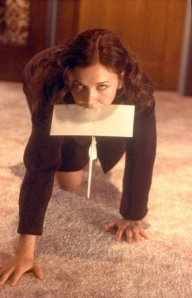 "9 - Maggie Gyllenhaal (""Secretária"")"