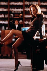 "Kelly Preston em ""Jerry Maguire - A Grande Virada"""