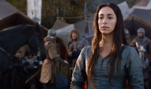 "Oona Chaplin em ""Game of Thrones"""