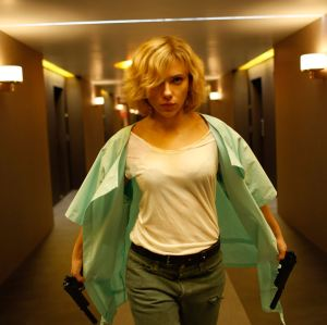 "Scarlett Johansson em ""Lucy"""