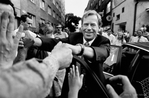 Vaclav Havel 1992